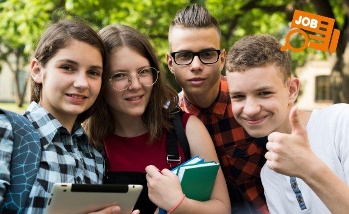campus for job giovani lavoro progetto stage ragazzi economia