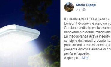 Illuminazione pubblica, il commento del consigliere Ripepi sull'ultimo consiglio comunale
