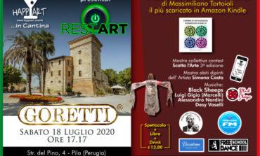 """""""Restart"""": Happy Art riparte dopo il coronavirus con un maxi evento"""