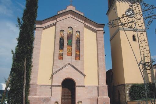 carlotta martellini chiesa di san bartolomeo funerale incidente mykonos ordinanza traffico cronaca solomeo