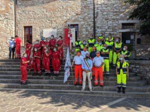 carabinieri coronavirus croce rossa emergenza sanitaria encomio ovus polizia locale prociv protezione civile corciano-centro cronaca
