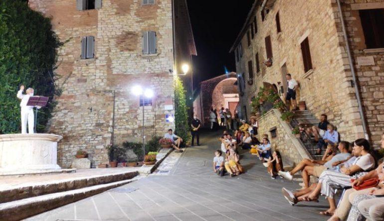 """""""Il miglior Festival possibile"""". In un contesto eccezionale il Corciano Festival sceglie la continuità e vince sfida"""