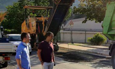 """Parte il piano strade 2020, Pierotti: """"300mila euro di investimento per il primo step"""""""