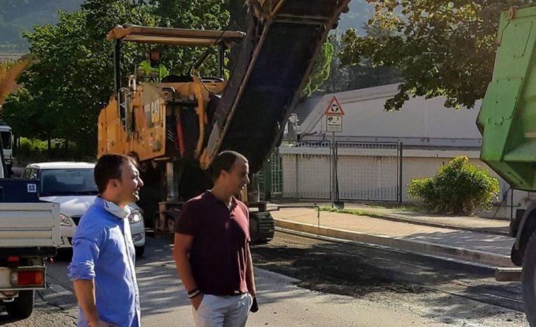 investimento lavori pubblici piano strade strade viabilità cronaca