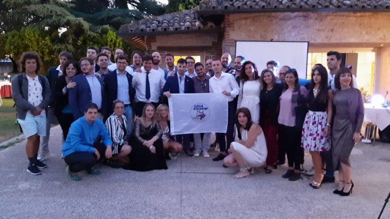 Lega Giovani Umbria, il corcianese Taburchi è il nuovo coordinatore provinciale
