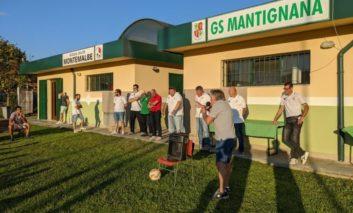 Calcio, il Mantignana presenta la prima squadra in attesa che parta il campionato