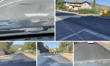 """Rifacimento strade a Corciano, Ripepi (M5S): """"Una presa in giro"""""""