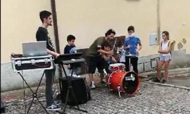 A Castelvieto apre la nuova Scuola di Musica, sabato si è svolto l'open day