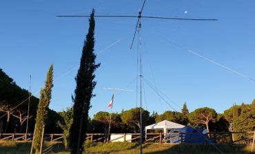 I radioamatori scelgono il Colle della Trinità per esercitazioni e il Comune pensa a future collaborazioni