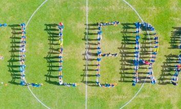 Sport, l'A.S.D. Ellera Calcio riparte e iniziano i lavori del nuovo campo in erba sintetica