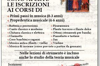 """Riparte l'attività di """"Neuma"""", la Scuola di Musica di Corciano"""