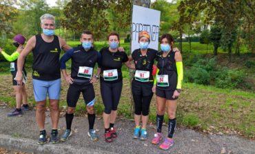 Grande entusiasmo per i L'Unatici Ellera-Corciano alla gara di Pietralunga