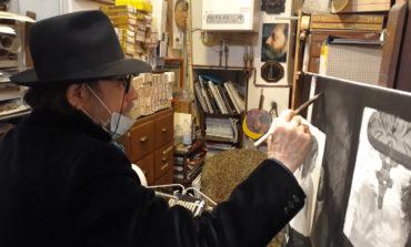 Compie 90 anni il maestro Franco Venanti, ideatore (fra l'altro) dell'Agosto Corcianese