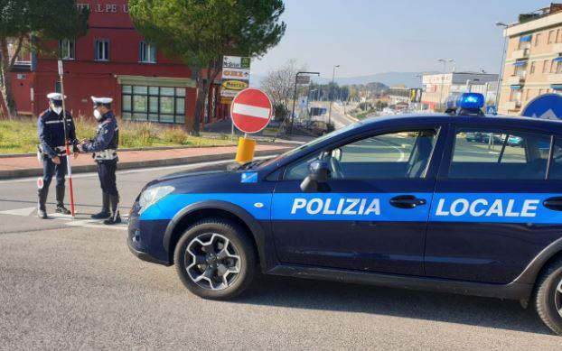 gps incidenti polizia locale sicurezza Toporasch cronaca