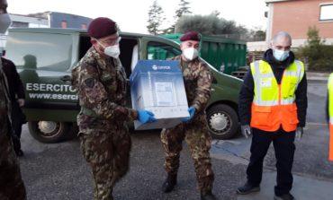Vaccine day: in Umbria le prime dosi del vaccino anti Covid