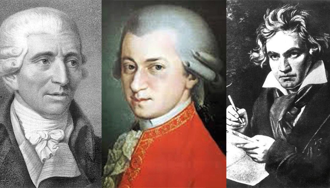 Haydn, Mozart e Beethoven al fortepiano del M° Paciariello: come seguire il concerto in streaming