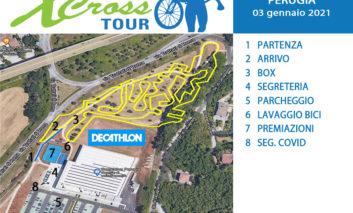 Ciclismo: Petrignano Cross in trasferta per una gara alla Decathlon