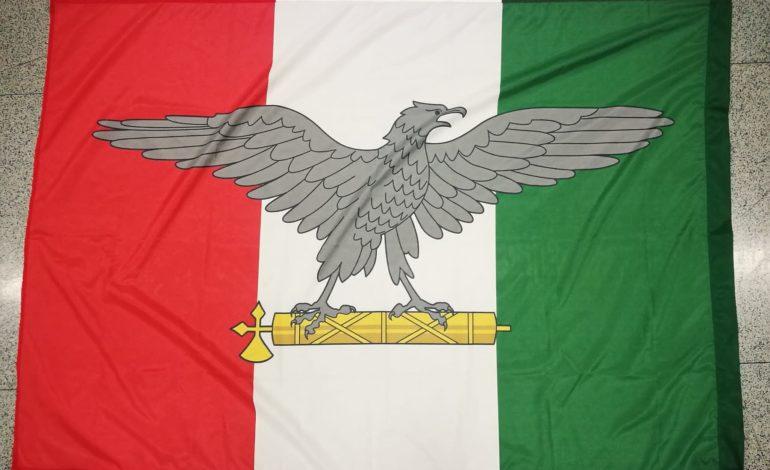 bandiera fascismo Salò cronaca