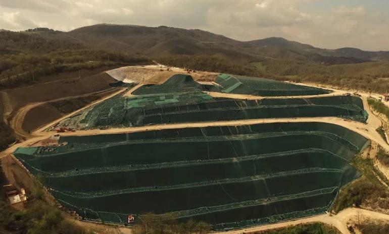 ambiente bioraffineria borgogiglione m5s rifiuti cronaca