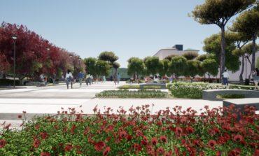 """La nuova faccia del Quartiere Girasole, Mangano: """"Puntiamo su natura, recupero e fruizione degli spazi"""""""