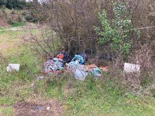 discarica rifiuti cronaca san-mariano