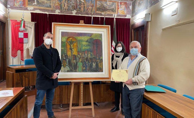 arte Arturo Checchi donazione corciano-centro eventiecultura
