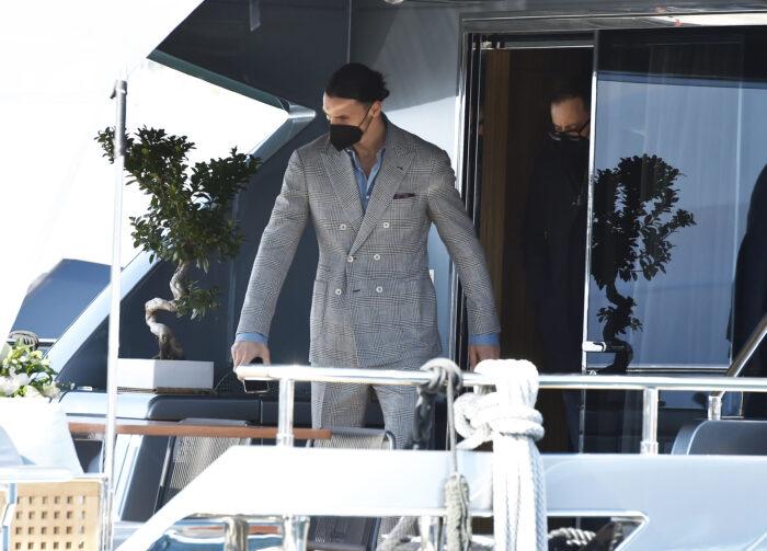 calcio cucinelli ibra Ibrahimovic moda sanremo2021 solomeo sport solomeo sport