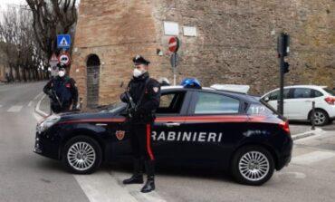 Sicurezza, i carabinieri di Corciano denunciano un 24enne