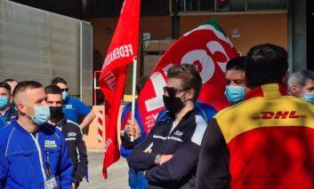"""""""Lavoro senza sosta in pandemia, ora il giusto contratto"""", sciopero dei lavoratori della logistica"""
