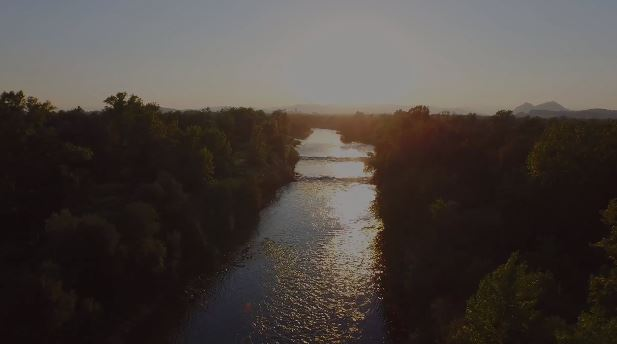 acqua paolo tramontana video cronaca ellera-chiugiana