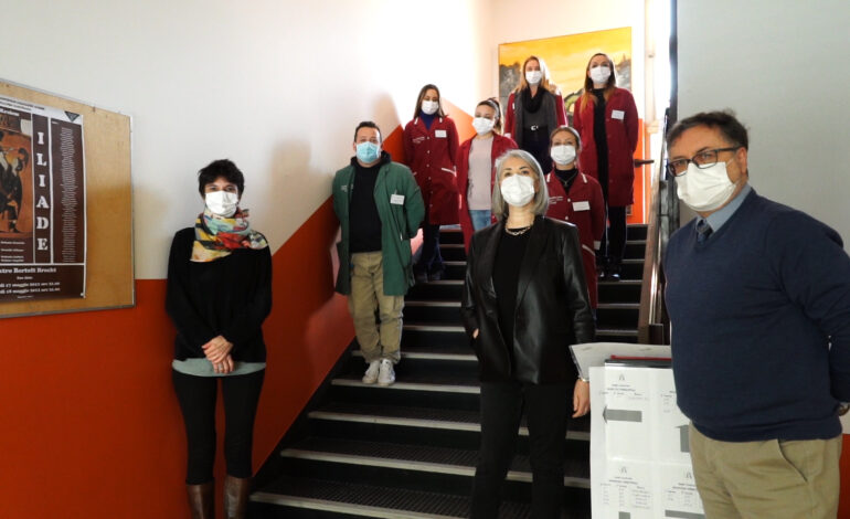 Il Liceo Alessi di Perugia si rinnova in vista del rientro degli studenti