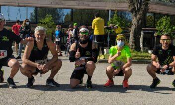 Sport: i L'Unatici Ellera Corciano al giro dell'Umbria