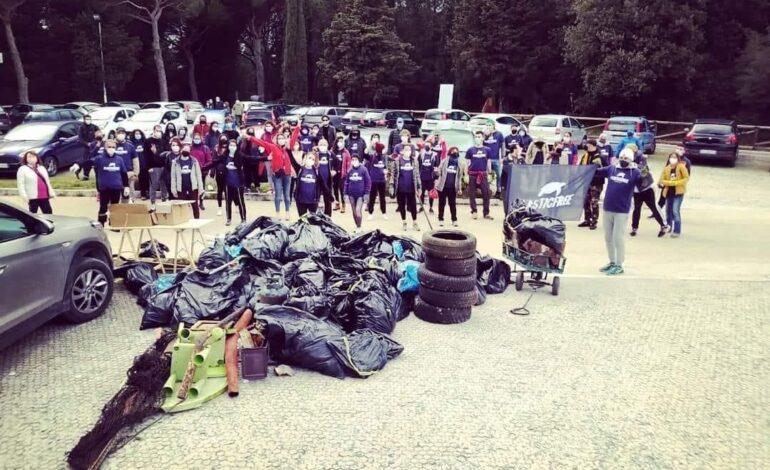 perugia plastica plasticfree rifiuti spazzatura cronaca