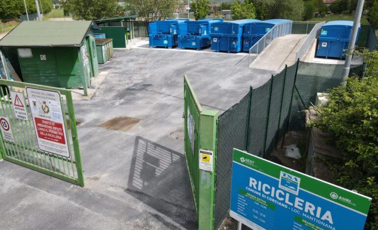 ambiente mantignana ricicleria rifiuti cronaca mantignana