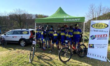 """Ciclismo, successo per Testi Cicli alla Gran Fondo Antica Carsulae: """"I nostri atleti pronti a ripartire in tutte le specialità"""