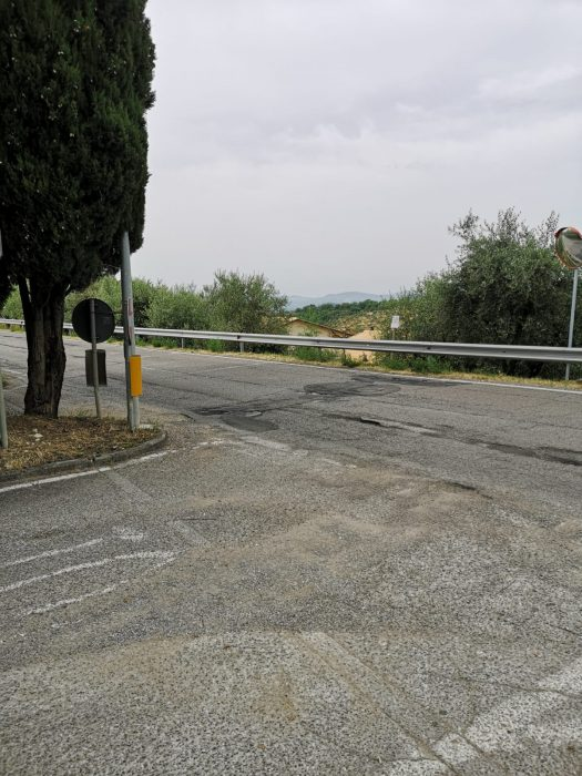 buche cittadini sicurezza strada strade cronaca