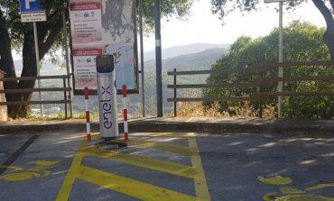 Installate nel corcianese cinque stazioni per la ricarica di veicoli elettrici