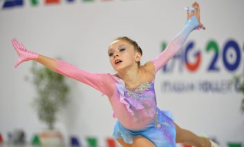 Pattinaggio: con Noemi Biondi a San Mariano è nata una stella