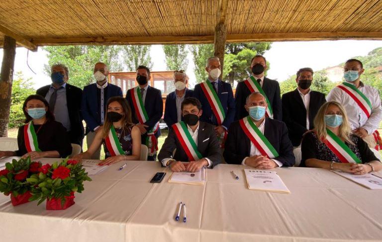 Marketing territoriale dal Trasimeno al Tevere: c'è la firma dei sindaci