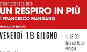 Un respiro in più, l'esordio da romanziere dell'assessore Francesco Mangano