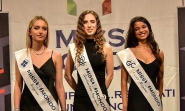 Caterina D'Alessando è Miss Mondo Umbria 2021
