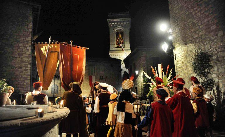 Ferragosto nelle atmosfere del Medioevo e del Rinascimento, weekend al Corciano Festival