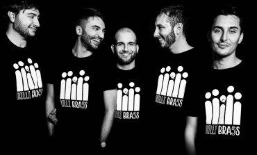 """Billi Brass Quintet protagonisti a Corciano con il cine-concerto """"The Playhouse"""""""