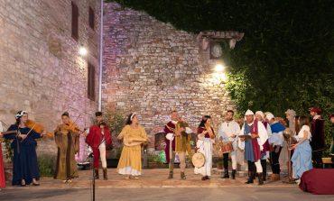 """""""Racconti in Piazza"""" e """"Musica e Teatro nel Medioevo"""", venerdì al Corciano Festival tra letteratura e rievocazioni storiche"""