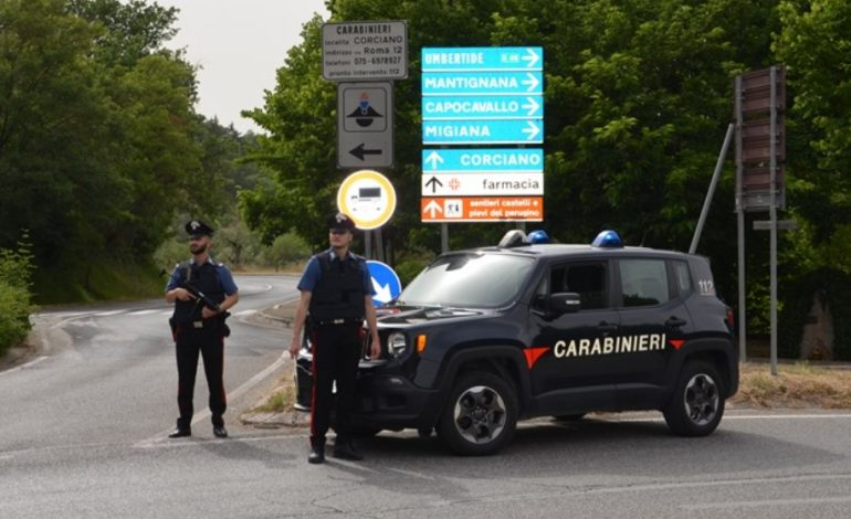 Da investigatore privato a rapinatore: 50enne arrestato dai carabinieri di Corciano