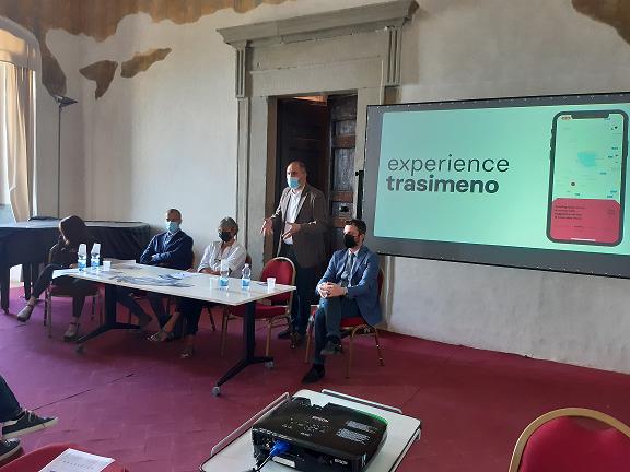 Turismo Trasimeno-Corciano, presentati web app e portale territoriale