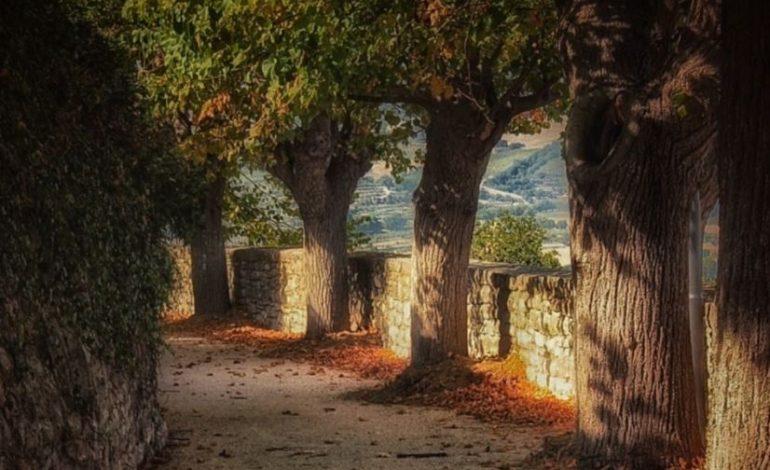 """A Corciano arriva il """"KISS PASS"""", l'evento che inaugura la riapertura della Passeggiata delle Mandorle"""