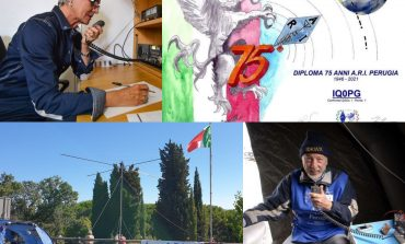 Radioamatori: esercitazioni al Colle della Trinità nel weekend