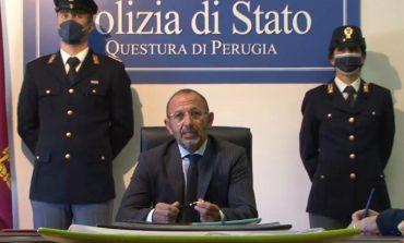 """Polizia, nuovo questore a Perugia: """"Nessuno deve sentirsi solo"""""""