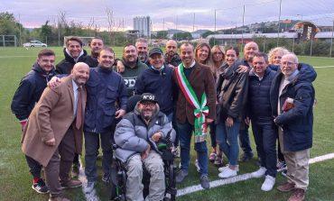 Inaugurato a San Mariano il nuovo campo da calcio a 7 in erba sintetica